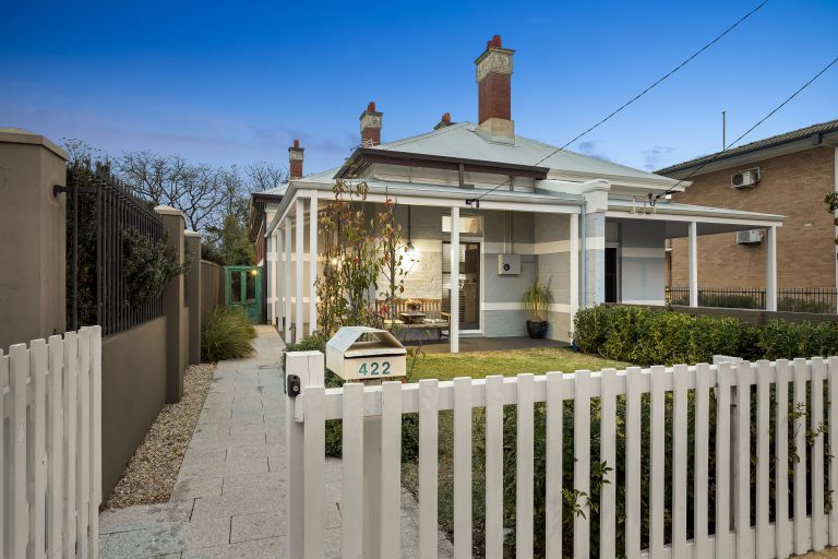 Beaufort Street duplex site sells for highest comparable price