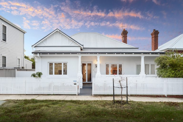 The right advice gets the premium price for North Perth property owner.